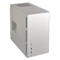 Caja Lian Li PC-Q26A - Plata
