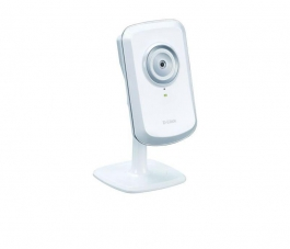 Cámara de Seguridad IP D-Link DCS 930L - Wifi - Color - Audio