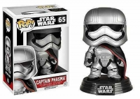 Captain Phasma Funko POP Star Wars Episodio VII - Figura