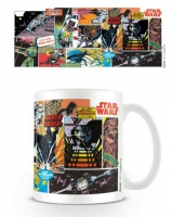 Comic Panels Star Wars - Taza