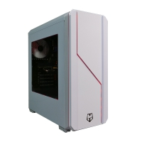 CoolPC White II - i5 6400 / GeForce<span class='trademark-category'>&reg;</span> GTX 1060 3Gb / 8Gb DDR4 / HDD 1Tb / H170