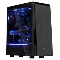 CoolPC Gamer IX - X4-860K / AMD Radeon RX 480 8Gb / 8GB DDR3 / SSD 120Gb + 1Tb HDD / X88