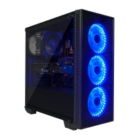 CoolPC Gamer IX - X4-860K / GeForce<span class='trademark-category'>&reg;</span> GTX 1060 6Gb / 8GB DDR3 / SSD 120Gb + 1Tb HDD / X88
