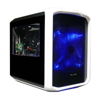 CoolPC Gamer V Mini - i5 7400 / GeForce<span class='trademark-category'>&reg;</span> GTX 1050 Ti 4Gb / 8GB DDR4 / 1Tb HDD / H110