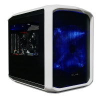 CoolPC Gamer V Mini - i5 7400 / GeForce<span class='trademark-category'>&reg;</span> GTX 1050Ti 4Gb / 8GB DDR4 / 1Tb HDD / H110