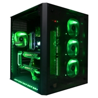 CoolPC GTX Custom - i7 6950X / SLi: GeForce<span class='trademark-category'>&reg;</span> 1080 Ti 22Gb / 64GB DDR4 / M.2 1Tb + 6Tb HDD / X99