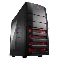 CoolPC NVIDIA Arkham - i7 5820K / GeForce<span class='trademark-category'>&reg;</span> GTX 1070 8Gb / 16Gb DDR4 / SSD 128Gb + 1Tb / X99
