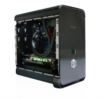 CoolPC Nvidia Little Battlebox - i7 4790K / 16GB DDR3 / 1TB SSD / GTX 980 Ti / Z97