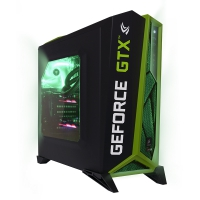CoolPC NVIDIA Gamers VII - i7 6900K / SLi 2xGeForce<span class='trademark-category'>&reg;</span> 1080 16Gb / 64Gb DDR4 / SSD 512Gb + 6Tb HDD / X9