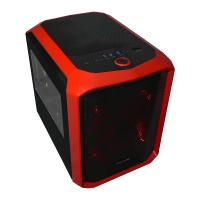 CoolPC Ryzen I - R5 1400 / GeForce<span class='trademark-category'>&reg;</span> GTX 1050 Ti 4Gb / 8GB DDR4 / 1Tb HDD / B350M