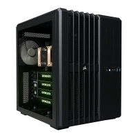 CoolPC Workart X - Xeon E5-1650V4 / 4xGeForce<span class='trademark-category'>&reg;</span> GTX 1080 Ti 44Gb / 16GB DDR4 / SSD 256Gb + 1Tb HDD