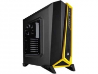 Corsair Carbide Spec-Alpha Negro/Amarillo - Caja/Torre
