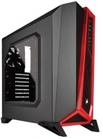 Corsair Carbide Spec-Alpha Negro/Rojo - Caja/Torre