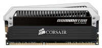 Corsair Dominator Platinum 16GB (2x8GB) 2400 MHz (PC3-19200) CL11 - Memoria DDR3