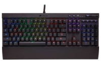 Corsair K70 Mecanico Gaming Retroiluminado RGB LED Cherry MX-Brown - Teclado