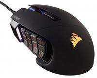 Corsair Scimitar Pro RGB 16000 Dpi Negro - Ratón Gaming