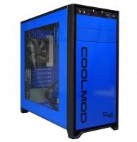 Corsair Signature 350D Azul - Caja/Torre