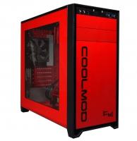 Corsair Signature 350D Rojo - Caja/Torre