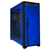 Corsair Signature 750D Azul - Caja/Torre
