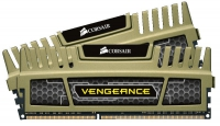 Corsair Vengeance 16GB (2x8GB) 1600MHz (PC3-12800) CL9 - Memoria DDR3