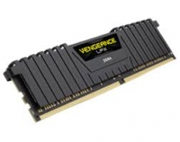 Corsair Vengeance Black 16GB (1x16GB) 3000 MHz (PC4-24000) 1.35V CL15 - Memoria DDR4