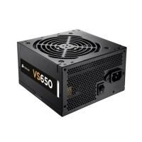 Corsair VS650 80 Plus 650W - Fuente/PSU