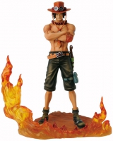 D. Ace Portgas DXF Brotherhood 2 One Piece - Figura