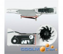 Disipador Arctic-Cooling VGA Silencer - NV Silencer 6 R.2