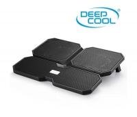 Disipador Portátil Deepcool Multi Core X6 - 2x14cm / 2x10cm
