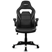 Drift DR75 Negro/Blanco - Silla Gaming
