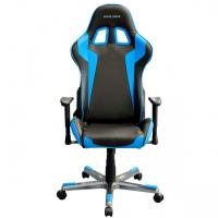 DXRacer F-Series OH/FE00/NB Negro/Azul - Silla Gaming