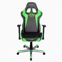 DXRacer F-Series OH/FE00/NE/Zero Negro/Verde - Silla Gaming