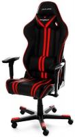 DXRacer R-Series OH/RF9/NR Negra/Roja - Silla Gaming