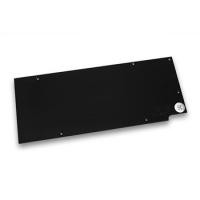 EKWB EK-FC R9 290X DCII Negro - Backplate