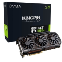 EVGA GeForce<span class='trademark-category'>&reg;</span> GTX 1080 Ti KINGPIN Gaming 11GB GDDR5X - Tarjeta Gráfica