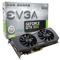 Evga GeForce GTX 950 FTW ACX 2.0 2GDDR5 - Tarjeta Gráfica
