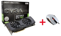 Evga GeForce GTX 980 ACX 2.0 + Evga TorQ X5L - Bundle
