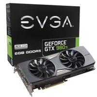 EVGA GeForce GTX 980 Ti ACX 2.0+ 6GB GDDR5 - Tarjeta Gráfica