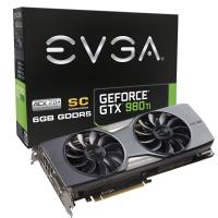 EVGA GeForce GTX 980 Ti SC ACX 2.0+ 6GB GDDR5 - Tarjeta Gráfica