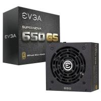Evga SuperNOVA GS 650 80 Plus Gold 650W Modular - Fuente/PSU