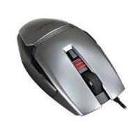 Evga TorQ X3 Gaming 4000 Dpi Negro/Plata - Ratón