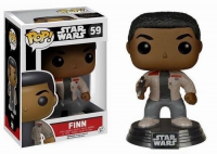 Finn Funko POP Star Wars Episodio VII - Figura
