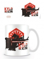 First Order Kylo Ren Star Wars - Taza