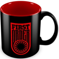 First Order Símbolo y Logo Star Wars Episodio VII - Taza