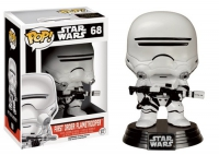 Flametrooper Funko POP Star Wars Episodio VII - Figura