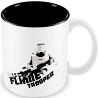 Flametrooper Star Wars Episodio VII - Taza