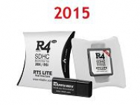 FlashCard R4i RTS Lite 2015 (Real Time Save) -  3DS XL/3DS/Dsi XL/Dsi/Ds Lite/ NDS