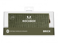 Fresh 'n Rebel Rockbox Brick 1.0 12W Army - Altavoz