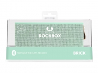 Fresh 'n Rebel Rockbox Brick 1.0 12W Turquesa - Altavoz