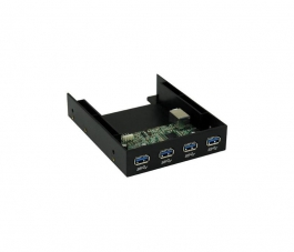 Frontal LC Power HUB35-4 - USB 3.0